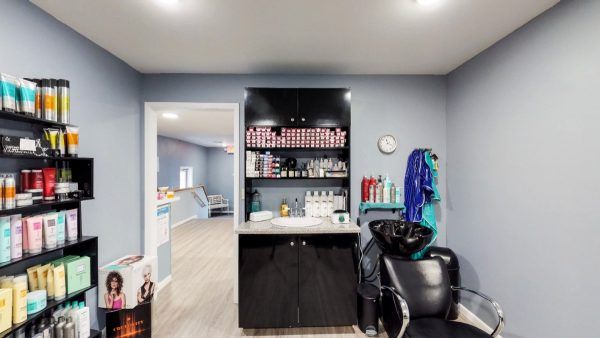 SW The Spa Day Spa & Skin Care Center Gloversville New York - hair wash station