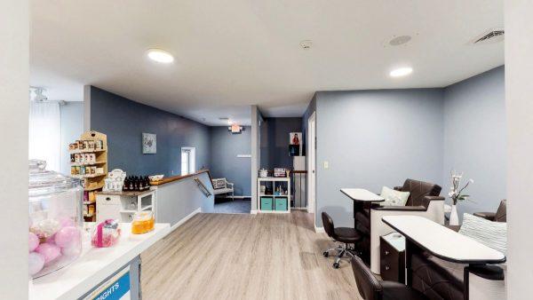 SW The Spa Day Spa & Skin Care Center Gloversville New York - manicure area