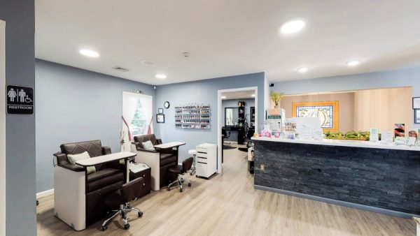 SW The Spa Day Spa & Skin Care Center Gloversville New York - Stone front to check in