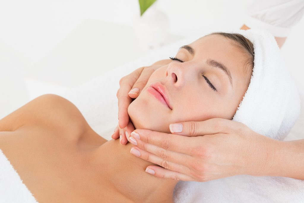 SW The Spa Day Spa & Skin Care Center Gloversville New York - Relaxing Woman